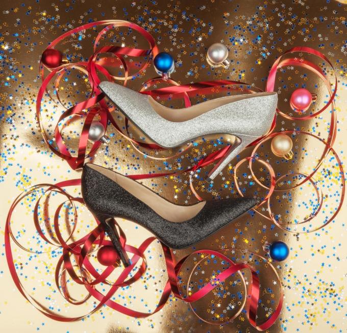 Блистательный образ с новогодней коллекцией «Эконика»