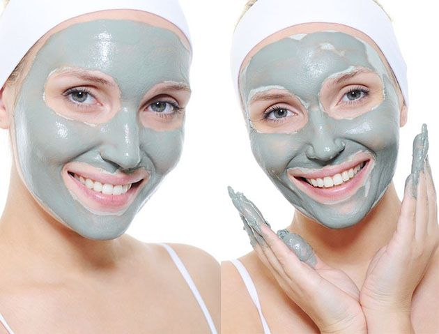 Masks made of clay for the face: types and benefits