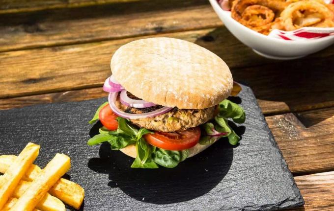 гамбургер рецепт с фото