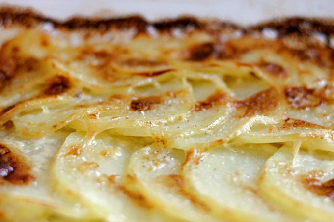 Как приготовить картофельный гратен