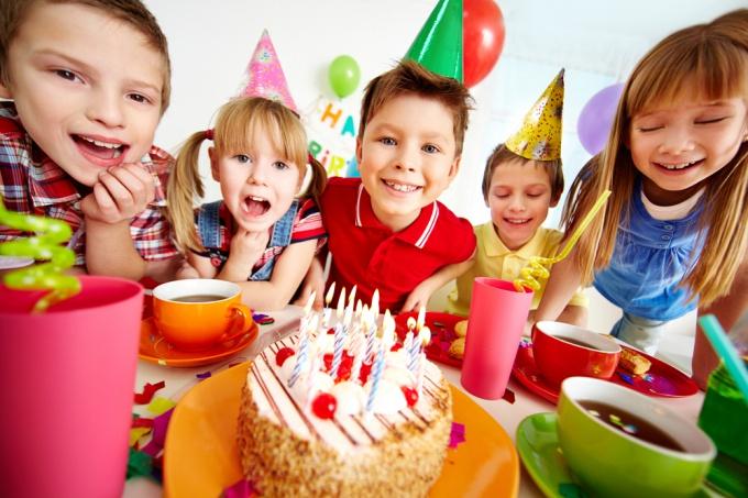 Как заказать торт на день рождения ребенка