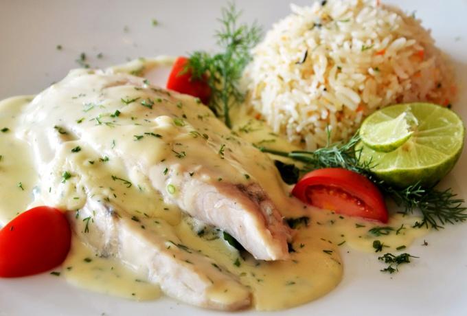 Какие соусы подходят для блюд из рыбы