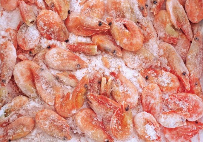 Что приготовить из охлажденных морепродуктов