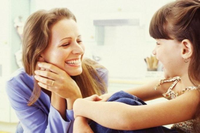 Мама – будь другом своему ребенку!