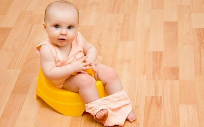 How to teach a child to potty