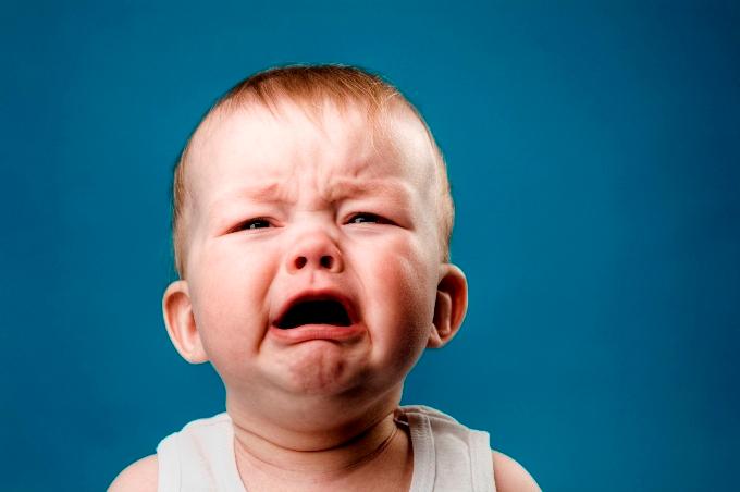 Как узнать причины детских слез