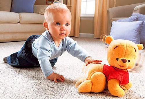 Приблизительное меню для ребенка десяти месяцев