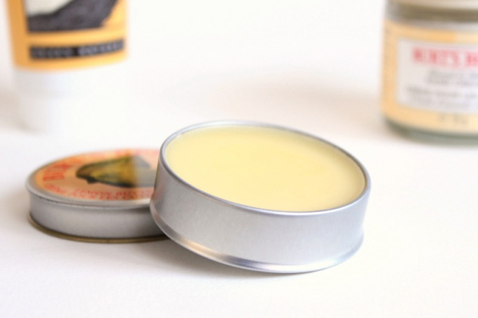 How to prepare a warming hand cream