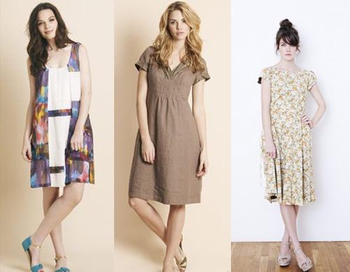 Как выбрать узор для платья