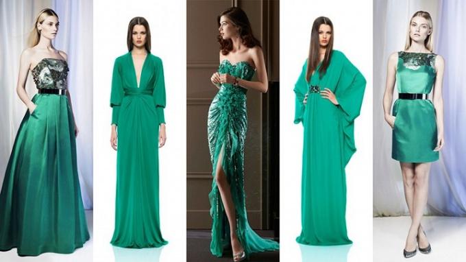 платья к новому году