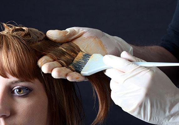 Как перекрасить волосы