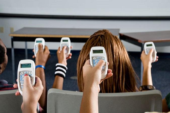 Система интерактивного голосования