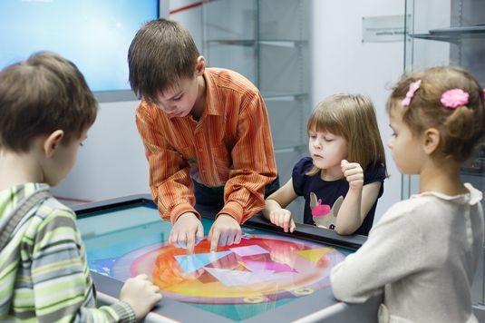 Интерактивный детский сад
