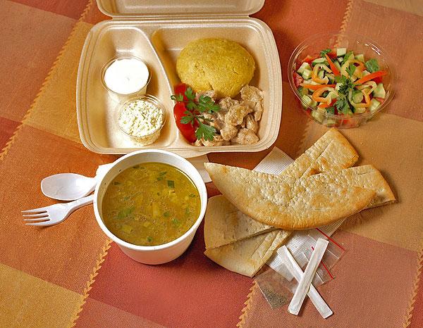 Как организовать бизнес по доставке обедов в офисы
