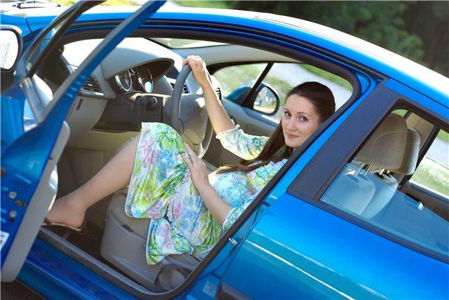 Как управлять автомобилем будучи беременной