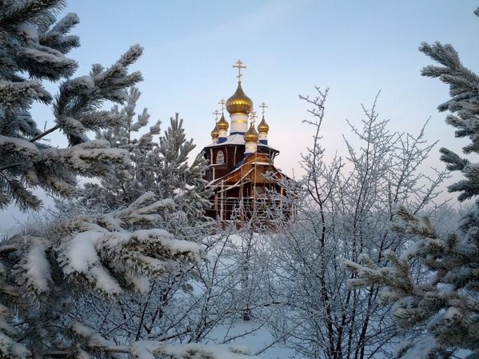 Church Orthodox holidays in December