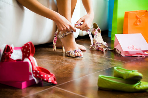 How to stretch shoes at home: simple tips