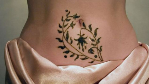 How to make a temporary tattoo at home: for stylish