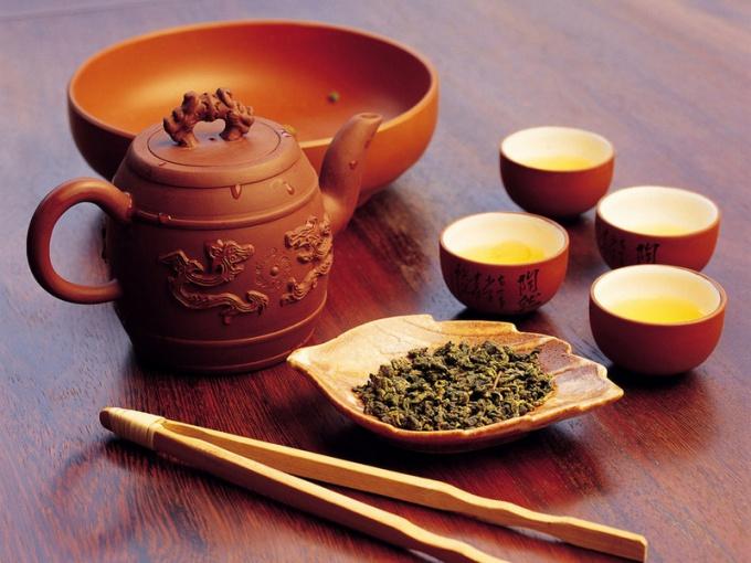 Оригинальные рецепты использования чая