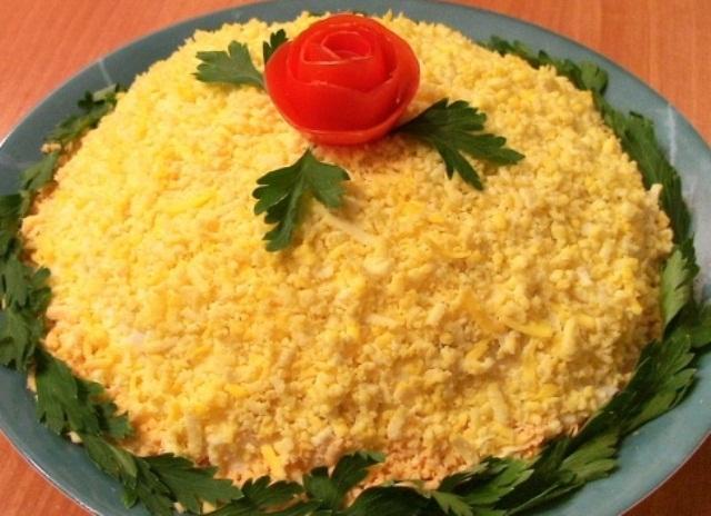Как приготовить  салат «Мужская сила»