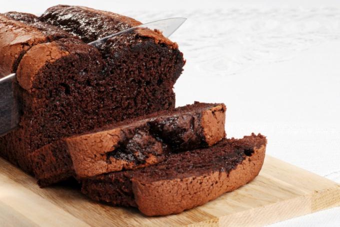 Печем кекс в хлебопечке