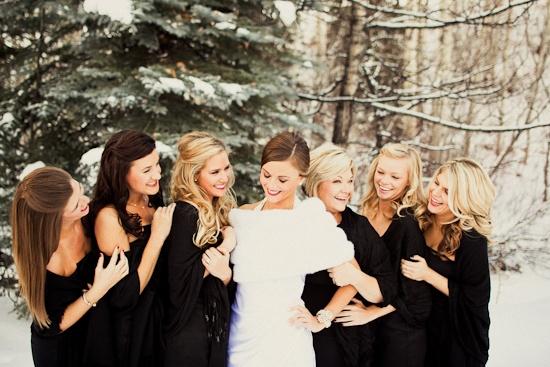 Свадьба в феврале - любовь и счастье в семье