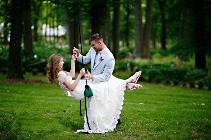 Свадьба в мае - всерьез и надолго