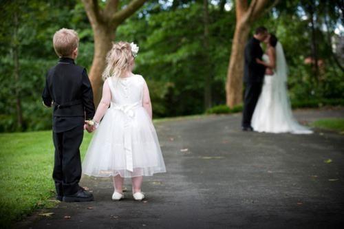 Свадьба в августе - плодородие и достаток