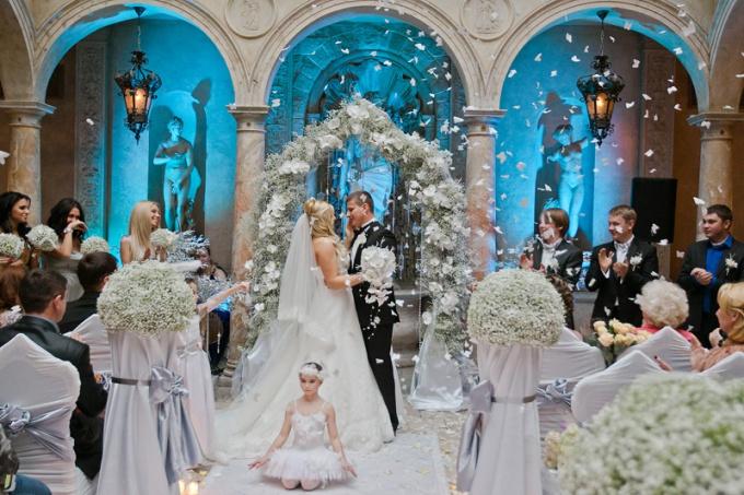 Свадьба в январе - окунитесь в зимнюю сказку!
