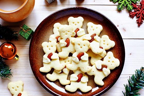 рождественская выпечка фото