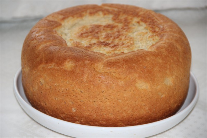 Как испечь белый хлеб в мультиварке