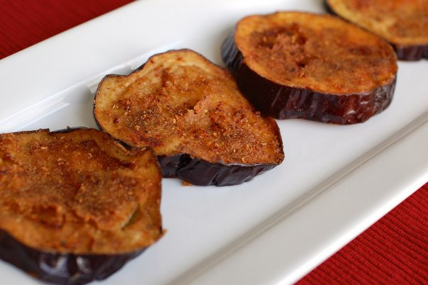 Рецепт закуски из баклажанов на Новый год