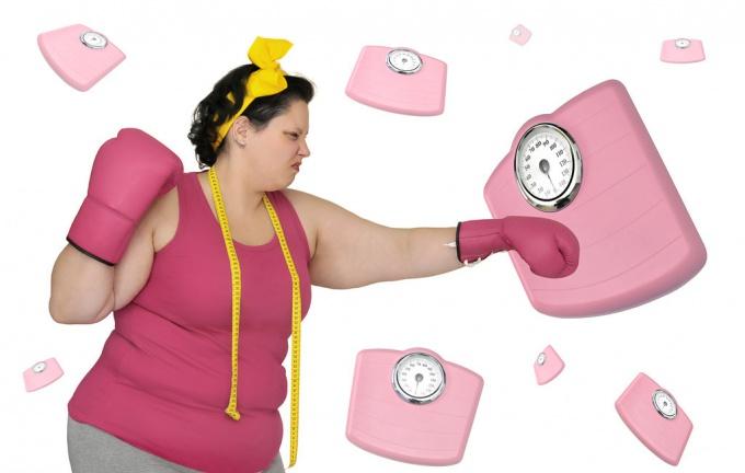 Как похудеть на тридцать килограмм