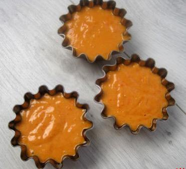 пироги в формочках