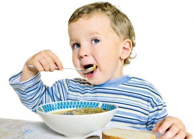Питание ребенка от года до семи лет: овощные пюре и салаты