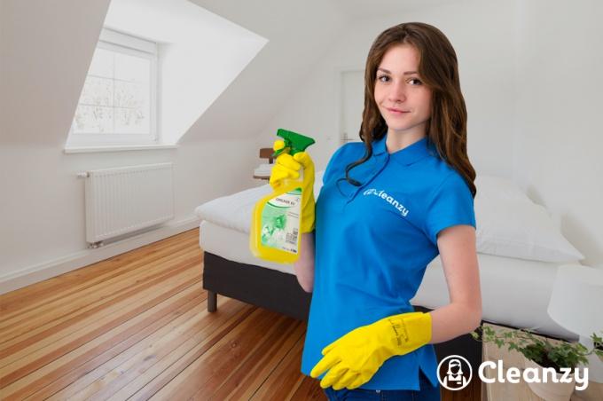 Cleanzy - новый сервис, который облегчит нашу жизнь