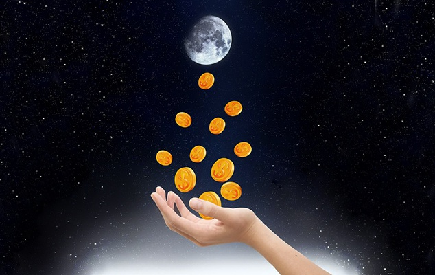 How to attract money with the help of the moon