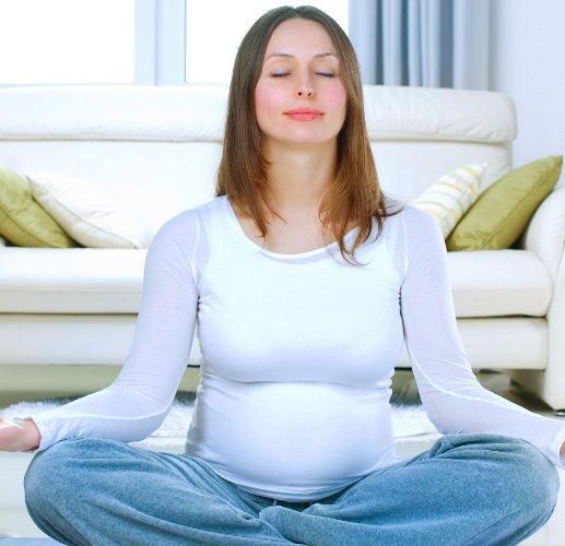 Правильный настрой поможет родить без разрывов