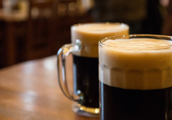 What to drink stout