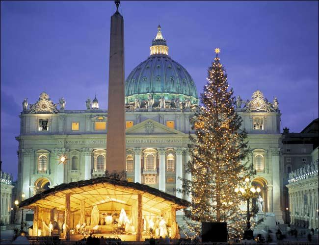 Как празднуют Рождество в Италии