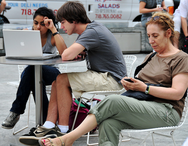 Как не впасть в зависимость от интернета