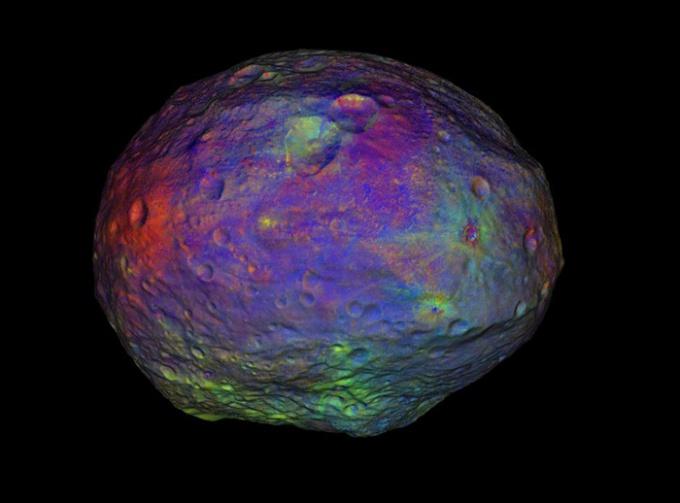 Интересные факты об астероиде Веста