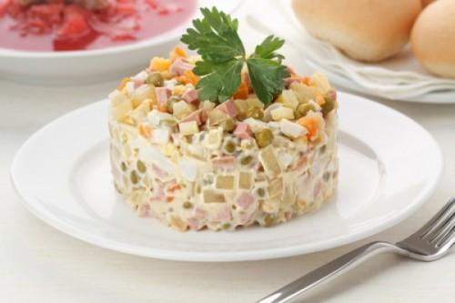 Recipes salad