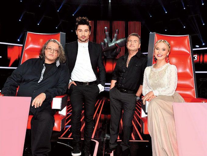 """The former jury of """"the Voice"""" demobilization"""
