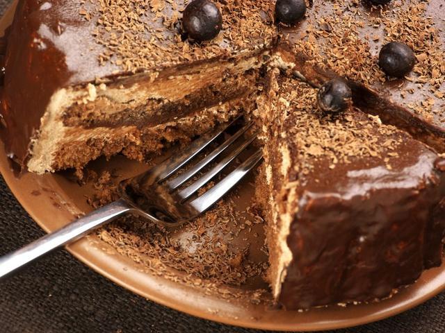 Напиток или торт