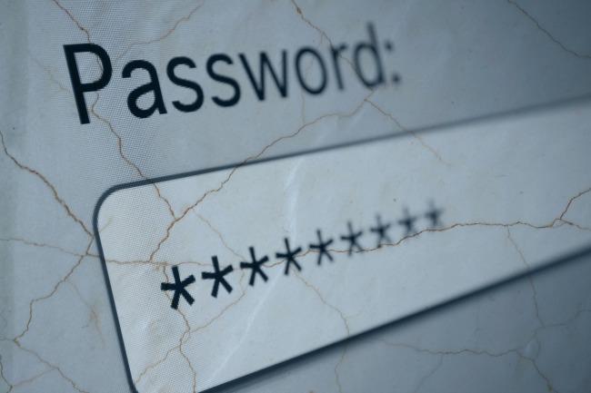 надежный пароль - гарантия безопасности данных