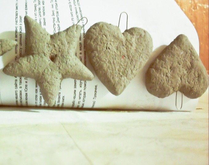Как сделать елочную игрушку из папье-маше