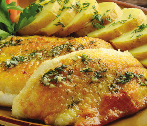 How to cook redfish in the oven