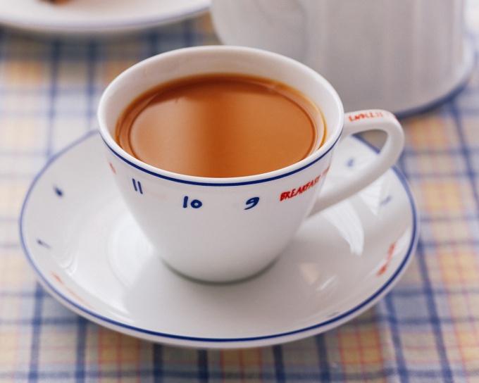 Как сварить кофе на молоке