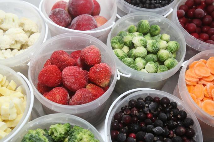 Как замораживать продукты, чтобы максимально сохранить их вкусовые качества